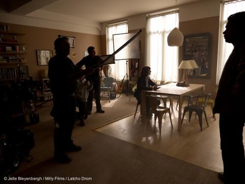 Douwe Egberts shoot (25-09-2014)